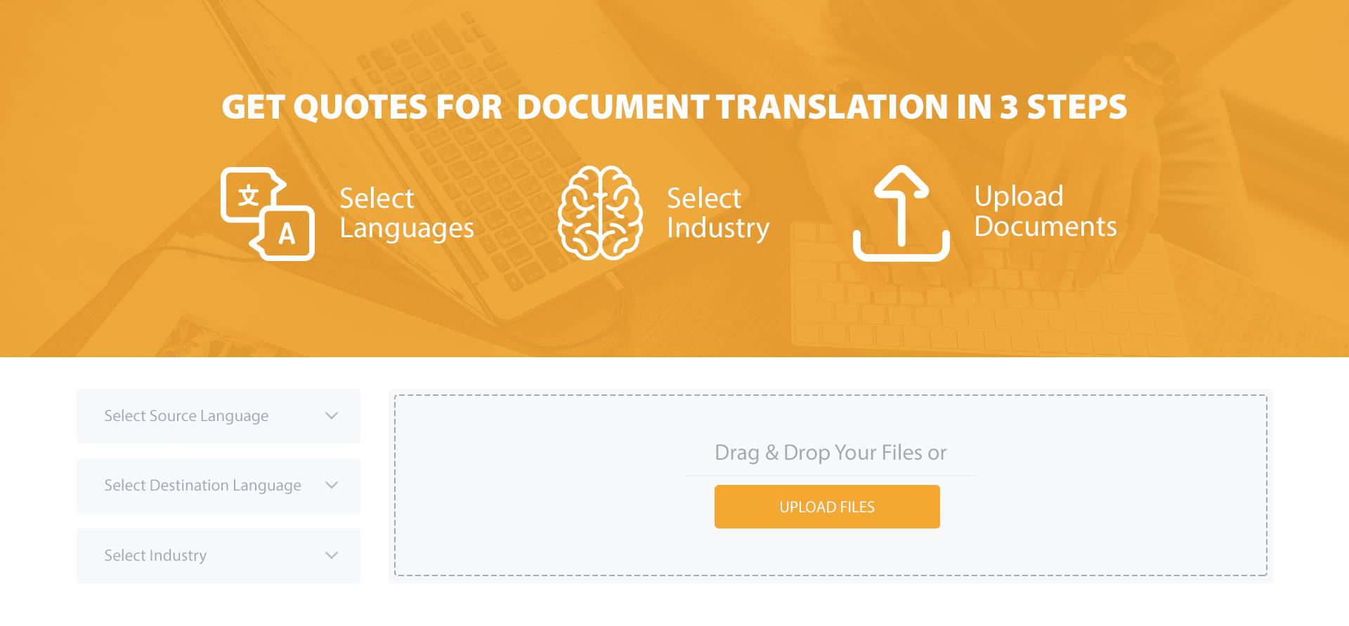 Top Online Translation Companies
