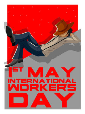Mayday? Or May Day?